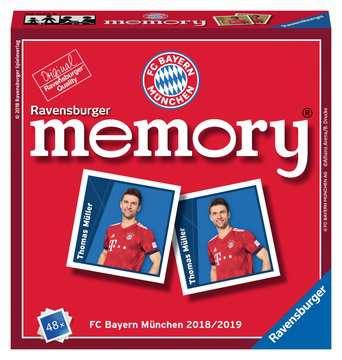 FC Bayern München memory® Spiele;Familienspiele - Bild 1 - Ravensburger
