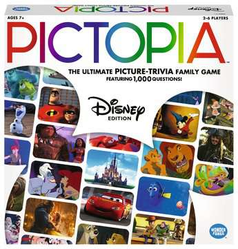 Disney Pictopia™ Games;Family Games - image 1 - Ravensburger