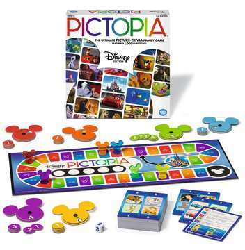 Disney Pictopia™ Games;Family Games - image 2 - Ravensburger