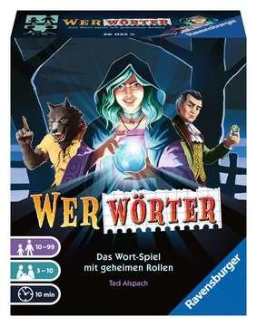 Werwörter Spiele;Erwachsenenspiele - Bild 1 - Ravensburger