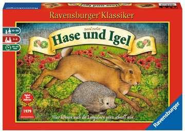 26028 Familienspiele Hase und Igel von Ravensburger 1