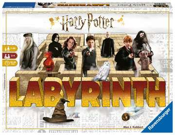 Harry Potter Labyrinth Juegos;Juegos de familia - imagen 1 - Ravensburger