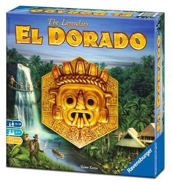 El Dorado Juegos;Juegos de familia - imagen 1 - Ravensburger