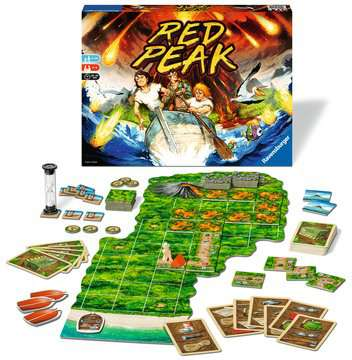 Red Peak Games;Strategy Games - image 2 - Ravensburger