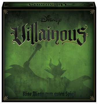 Disney Villainous Spiele;Erwachsenenspiele - Bild 1 - Ravensburger
