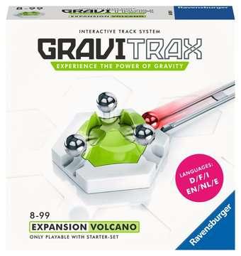 GraviTrax Bloc d Action Volcano / Volcan GraviTrax;GraviTrax Blocs Action - Image 1 - Ravensburger