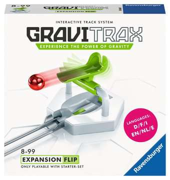 GraviTrax Flipper Expansion GraviTrax;GraviTrax Accessories - image 1 - Ravensburger