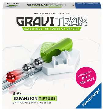 GraviTrax Tip Tube Expansion GraviTrax;GraviTrax Accessories - image 1 - Ravensburger
