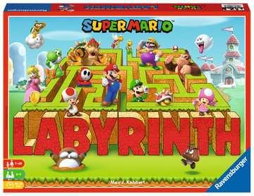 Labyrinthe Super Mario™ Jeux de société;Jeux famille - Image 1 - Ravensburger