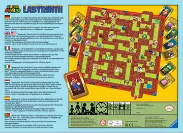 Labyrinth Super Mario Juegos;Juegos de familia - imagen 2 - Ravensburger