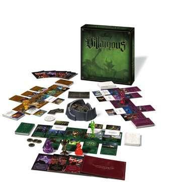 Villainous Jeux de société;Jeux adultes - Image 2 - Ravensburger