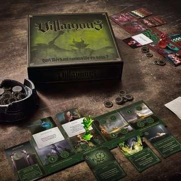 Villainous Jeux de société;Jeux adultes - Image 4 - Ravensburger
