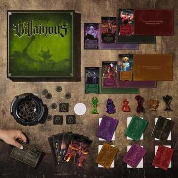 Villainous Jeux de société;Jeux adultes - Image 5 - Ravensburger