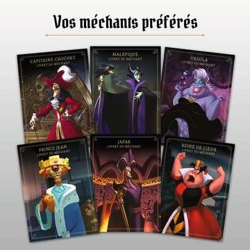 Disney Villainous Jeux de société;Jeux adultes - Image 8 - Ravensburger