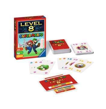 Super Mario Level 8 Jeux;Jeux de cartes - Image 2 - Ravensburger