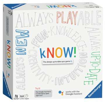 kNOW! Game Games;Family Games - image 1 - Ravensburger