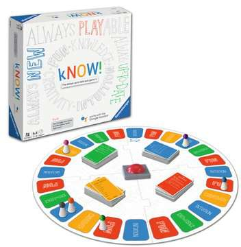 kNOW! Game Games;Family Games - image 2 - Ravensburger