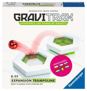 GRAVITRAX-ZESTAW UZUPEŁNIAJĄCY TRAMPOLINA GraviTrax;GraviTrax Akcesoria - Zdjęcie 1 - Ravensburger