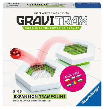GraviTrax® - Trampolína GraviTrax;GraviTrax Doplňky - obrázek 1 - Ravensburger