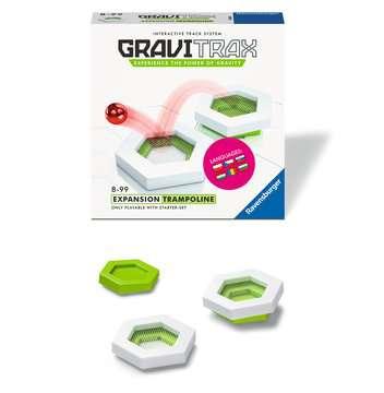 GRAVITRAX-ZESTAW UZUPEŁNIAJĄCY TRAMPOLINA GraviTrax;GraviTrax Akcesoria - Zdjęcie 5 - Ravensburger