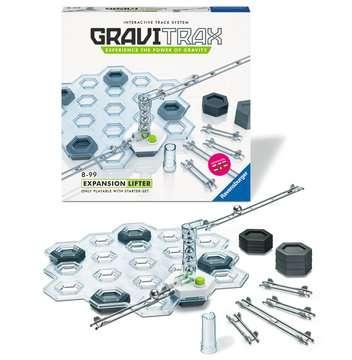 GRAVITRAX-ZESTAW UZUPEŁNIAJĄCY WINDA GraviTrax;GraviTrax Akcesoria - Zdjęcie 3 - Ravensburger