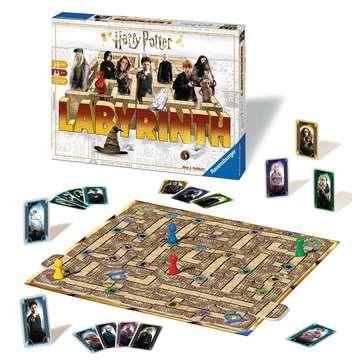 Labyrinth Harry Potter Hry;Společenské hry - obrázek 2 - Ravensburger