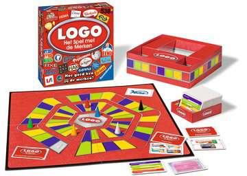 LOGO spel Spellen;Spellen voor het gezin - image 2 - Ravensburger