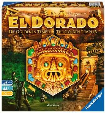 El Dorado Spellen;Spellen voor het gezin - image 1 - Ravensburger