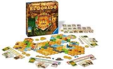 El Dorado Spellen;Spellen voor het gezin - image 2 - Ravensburger
