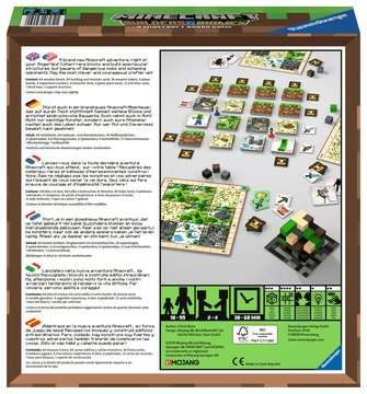 Minecraft Builders & Biomes Game Games;Strategy Games - image 2 - Ravensburger