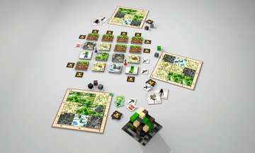 Minecraft Builders & Biomes Game Games;Strategy Games - image 5 - Ravensburger