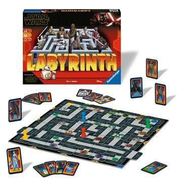 26137 Familienspiele STAR WARS IX Labyrinth von Ravensburger 2