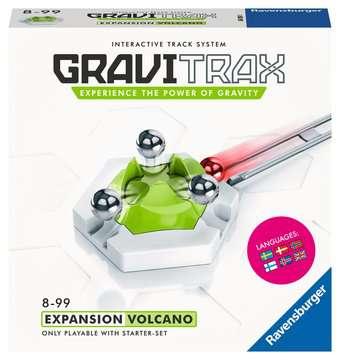 GraviTrax Volcano GraviTrax;GraviTrax tilbehør - Billede 1 - Ravensburger