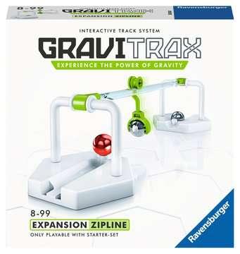 GraviTrax Bloc d Action Zipline / Tyrolienne GraviTrax;GraviTrax Blocs Action - Image 1 - Ravensburger