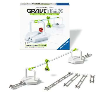 GraviTrax Bloc d Action Zipline / Tyrolienne GraviTrax;GraviTrax Blocs Action - Image 4 - Ravensburger