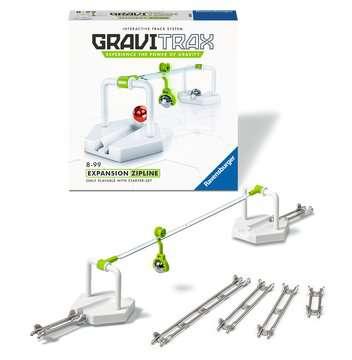 GraviTrax Bloc d Action Zipline / Tyrolienne GraviTrax;GraviTrax Blocs Action - Image 5 - Ravensburger