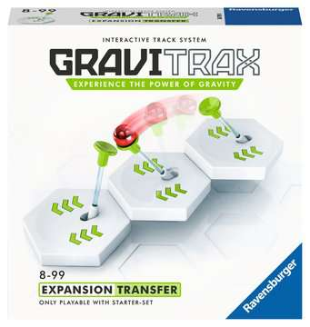 GraviTrax Bloc d Action Transfer / Transfert GraviTrax;GraviTrax Blocs Action - Image 1 - Ravensburger