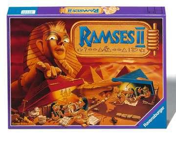 Ramses II Hry;Společenské hry - obrázek 1 - Ravensburger