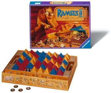 Ramses II Hry;Společenské hry - obrázek 2 - Ravensburger