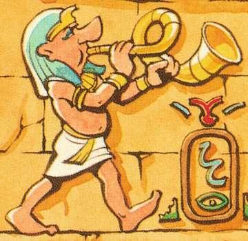 Ramses II Hry;Společenské hry - obrázek 4 - Ravensburger