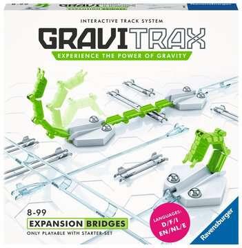 GraviTrax Set d Extension Bridges / Pont et Rails GraviTrax;GraviTrax sets d'extension - Image 2 - Ravensburger