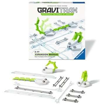 GraviTrax Set d Extension Bridges / Pont et Rails GraviTrax;GraviTrax sets d'extension - Image 4 - Ravensburger