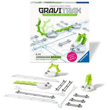GraviTrax Set d Extension Bridges / Pont et Rails GraviTrax;GraviTrax sets d'extension - Image 5 - Ravensburger