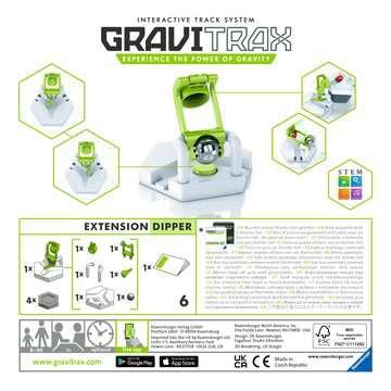 GraviTrax Bloc d action Dipper GraviTrax;GraviTrax Blocs Action - Image 2 - Ravensburger