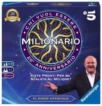 Chi vuol essere milionario? Giochi;Tv games - immagine 1 - Ravensburger