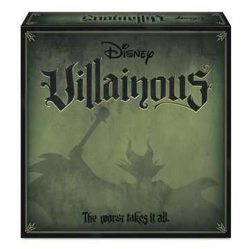 Disney Villainous Giochi;Giochi di società - immagine 1 - Ravensburger