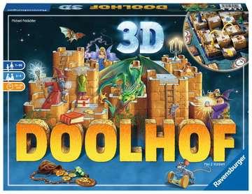Doolhof 3D Spellen;Spellen voor het gezin - image 1 - Ravensburger