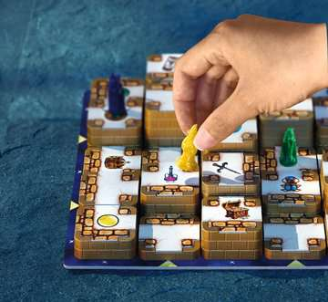 Doolhof 3D Spellen;Spellen voor het gezin - image 6 - Ravensburger