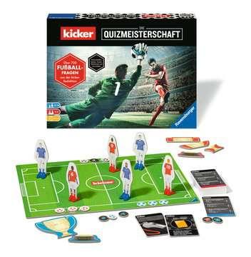 kicker - Die Quizmeisterschaft Spiele;Familienspiele - Bild 2 - Ravensburger