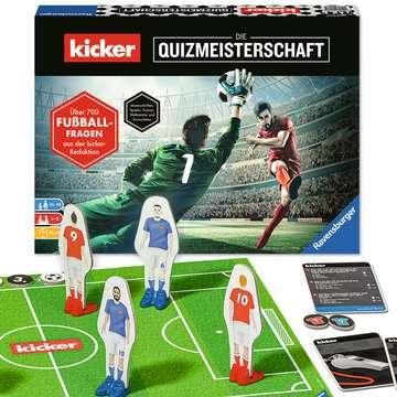 kicker - Die Quizmeisterschaft Spiele;Familienspiele - Bild 3 - Ravensburger